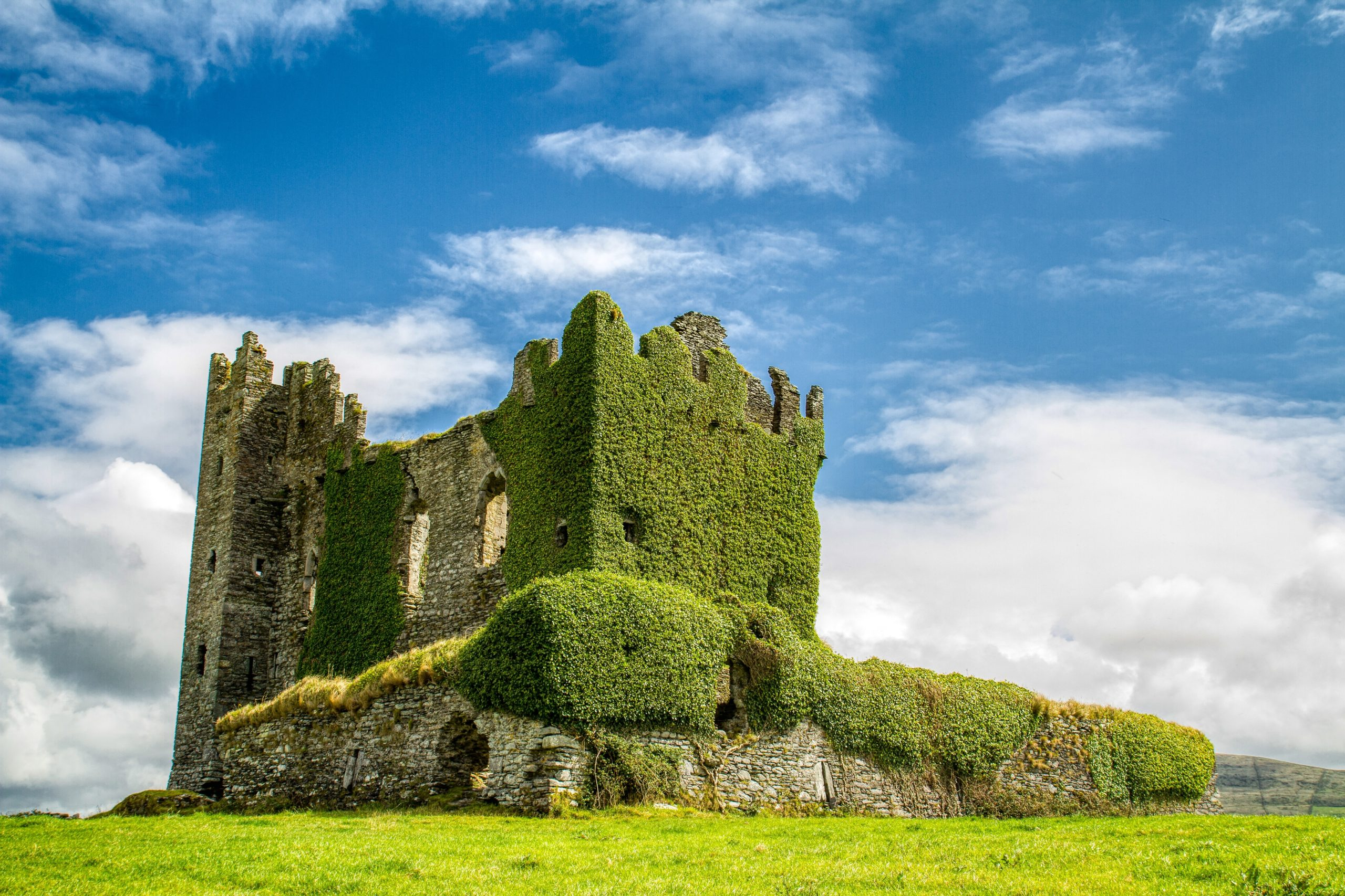 Ring Of Kerry And Killarney in ireland