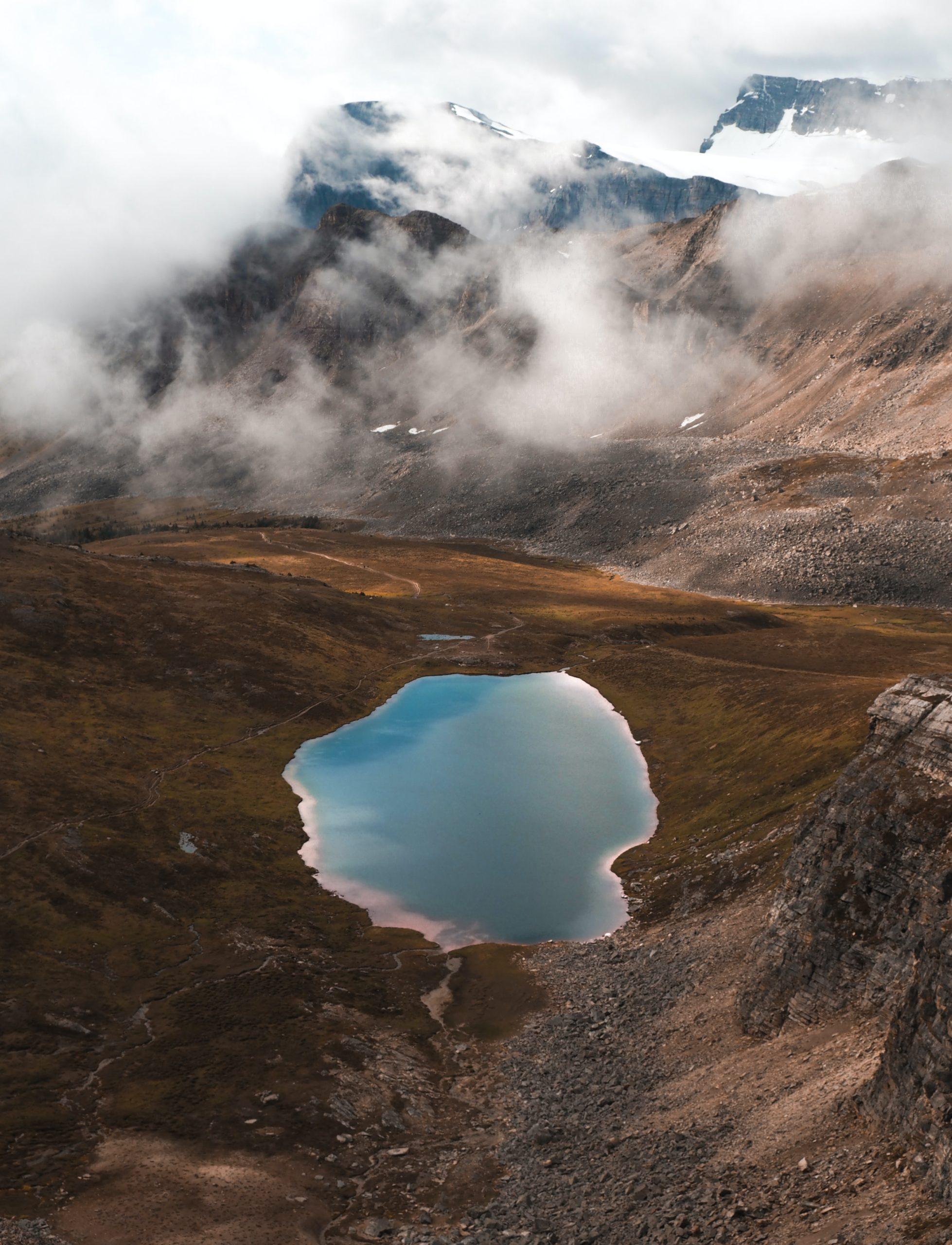 Helen Lake - Banff National Park