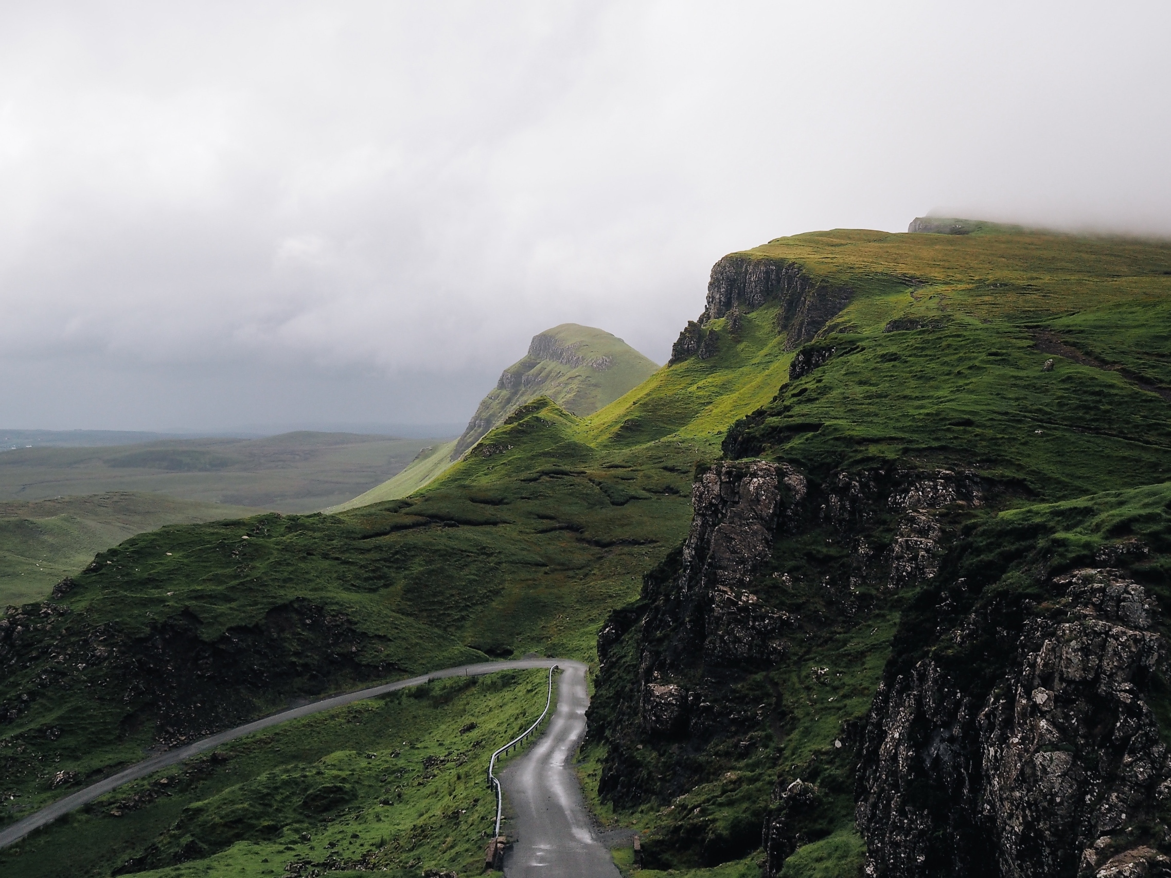 Top travel tips for Ireland include taking a drive along its country roads, like this one.
