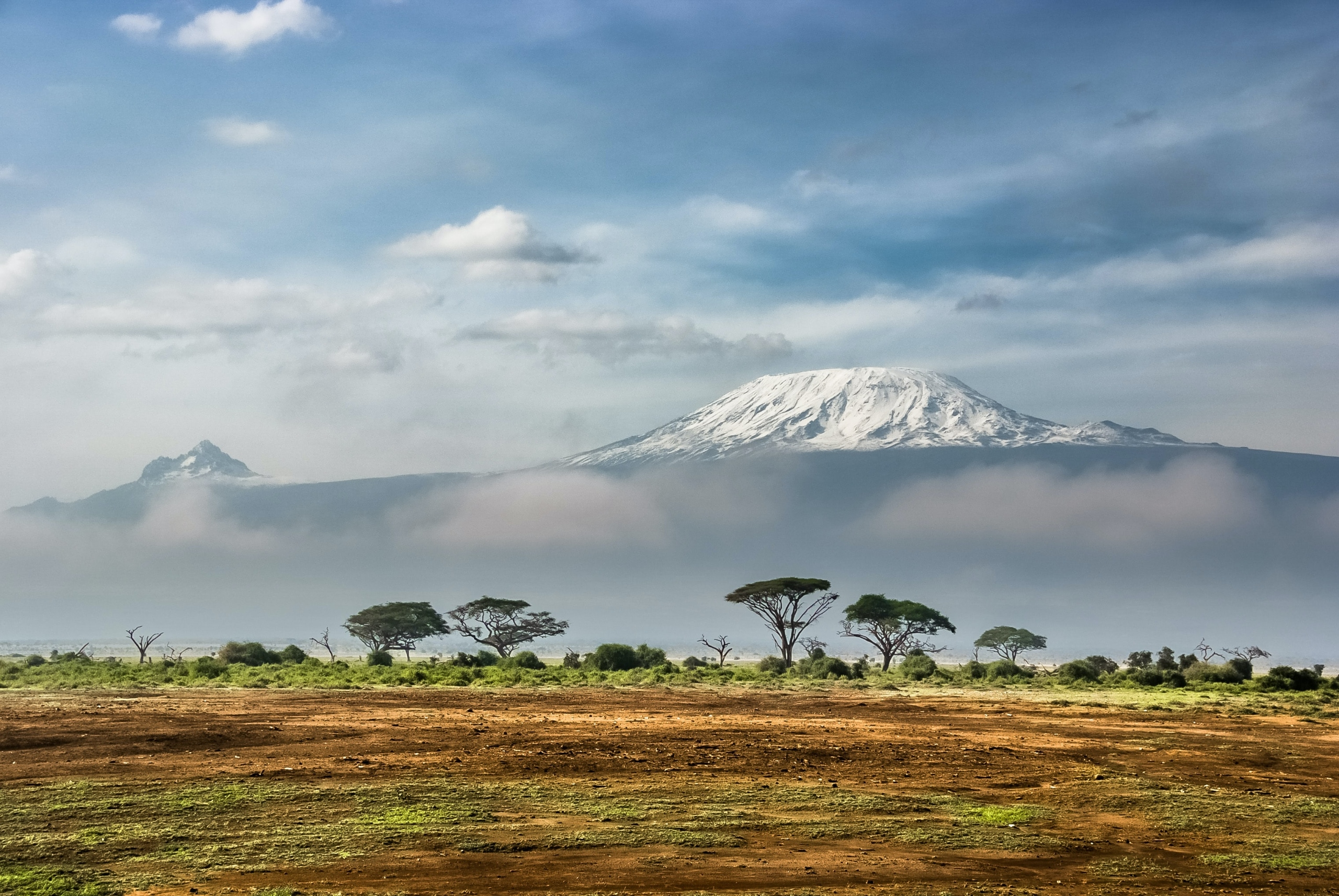 Mt. Kilimanjaro is located in one of the best countries to visit in Africa.