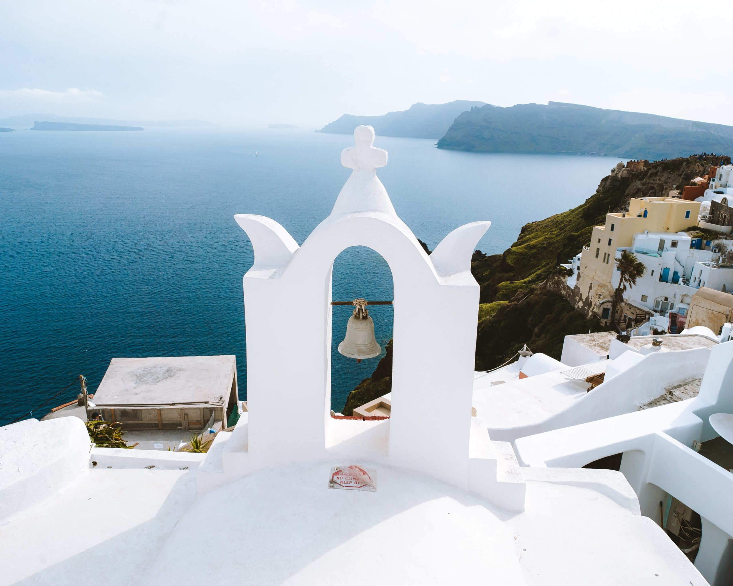 One of the 10 cheapest places to visit in Europe is the country of Greece. Stick to these small coastal towns.