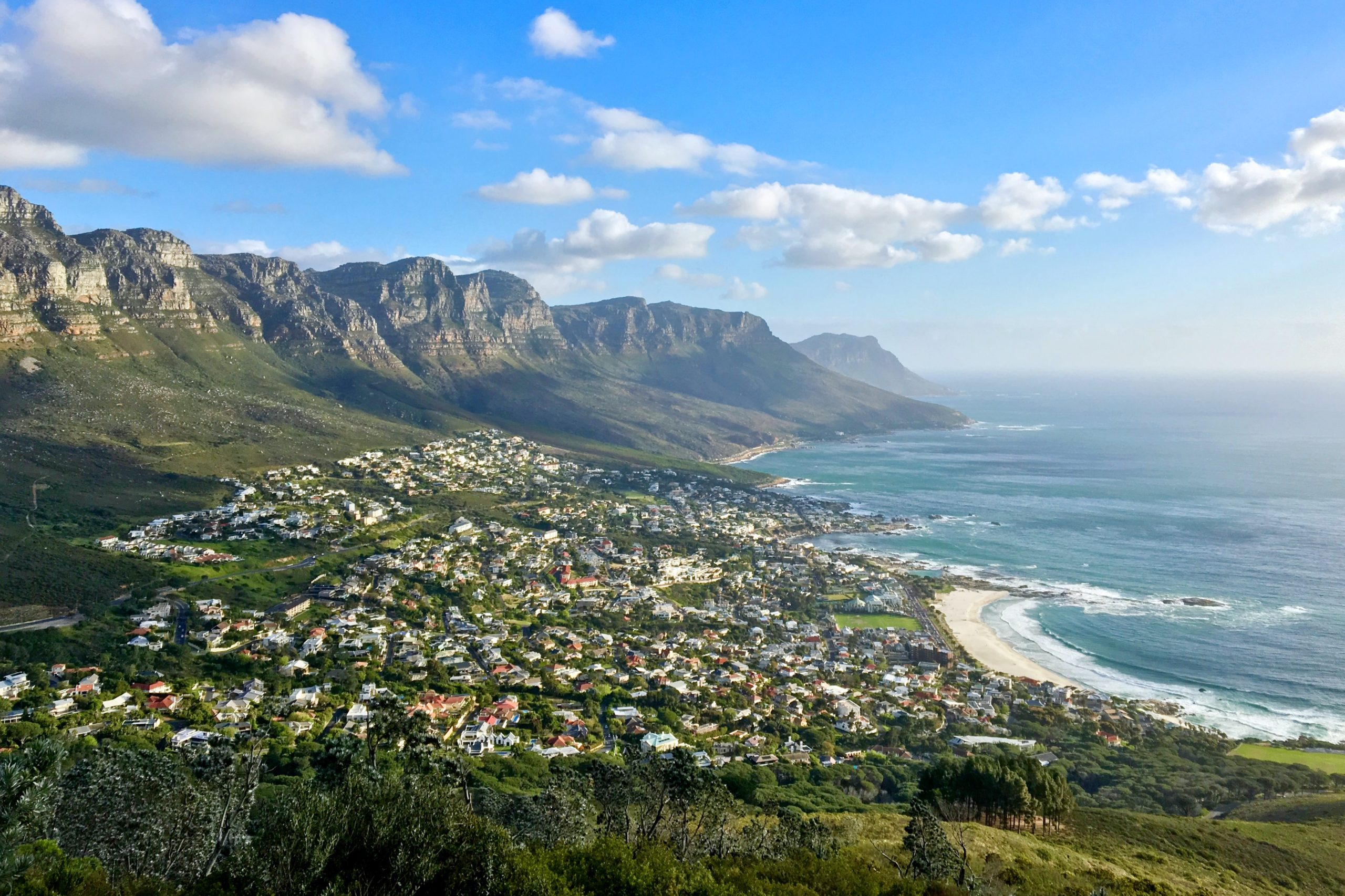 Lions Head in Cape Town, South Africa is one of the 10 best places to visit in Africa.