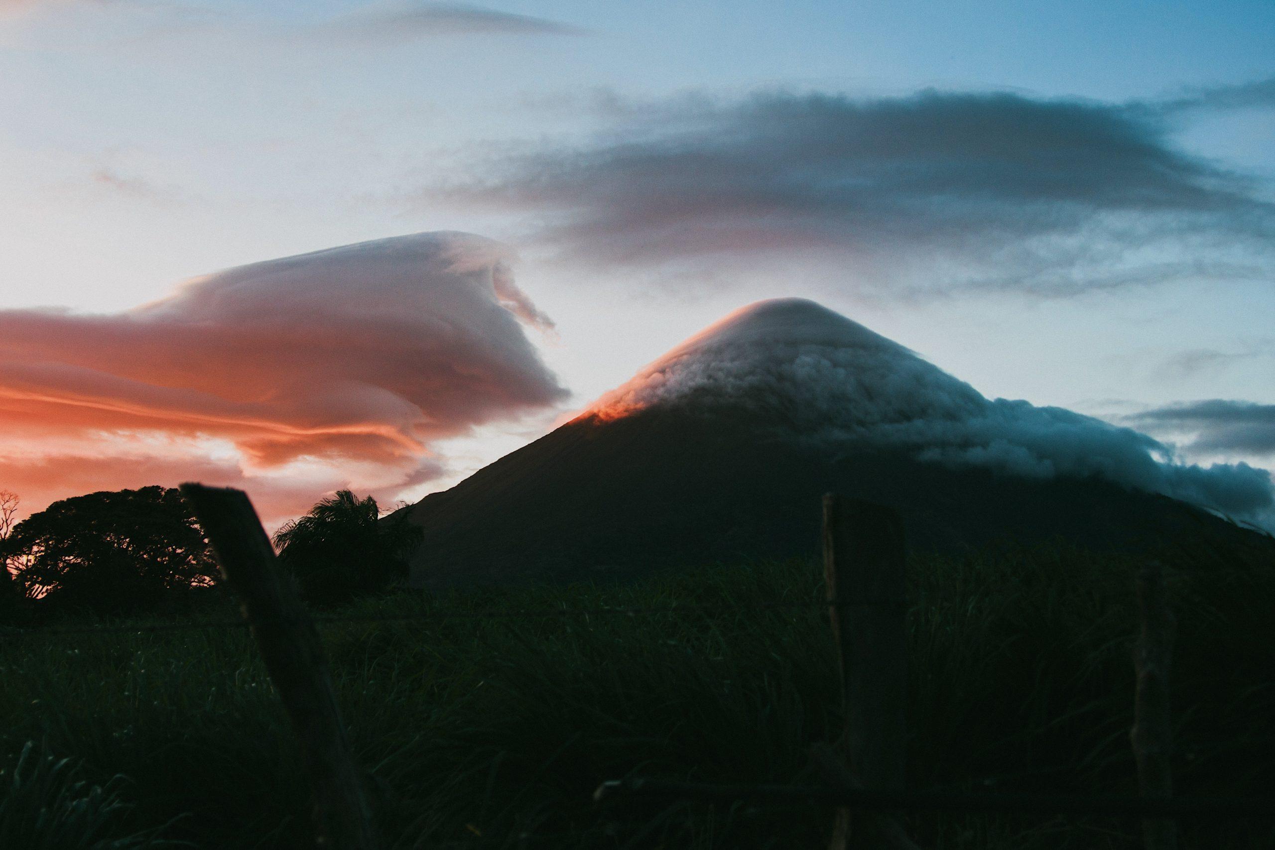 Volcán Concepción in Nicuragua