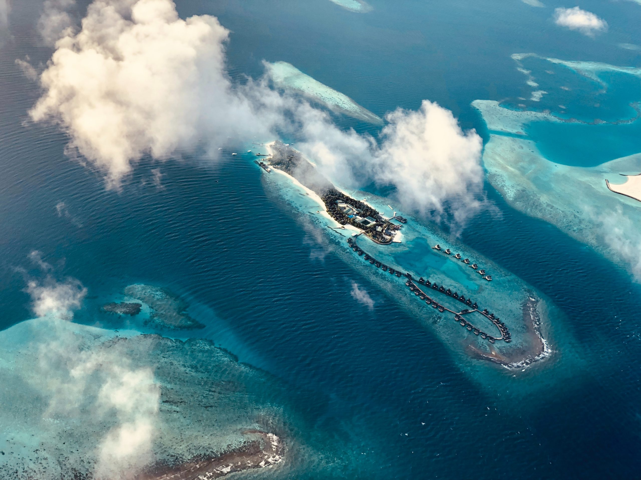 Santa Cruz Island In The Galapagos: